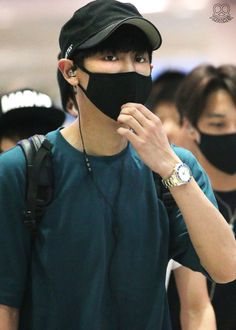 ChanYeol - Airport 150803 Pretzhen