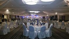 Beautiful wedding set up!
