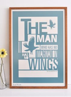 Muhammed Ali quote - SarahWinter1 etsy shop