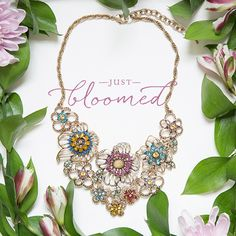 Check out our newest designs that have bloomed just in time for Mother's Day!!  http://www.chloeandisabel.com/boutique/nicoleinglett