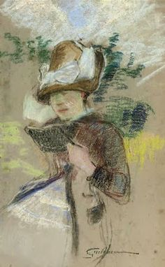 View Jeune fille au chapeau by Armand Guillaumin on artnet. Browse upcoming and past auction lots by Armand Guillaumin. Georges Seurat, Mary Cassatt, Pierre Auguste Renoir, Camille Pissarro, Monet, French Impressionist Painters, Woman Reading, Reading Art, Alan Lee