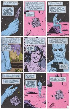watchmen comic - Google keresés