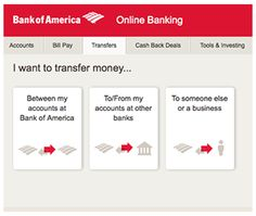 Online Bill Pay Transfers