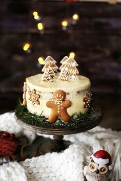 Christmas Desserts, Christmas Cookies, Winter Christmas, Xmas, Yule, Food And Drink, Sweets, Ethnic Recipes, Cakes