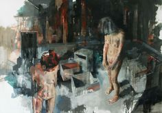 Julien Spianti . Paintings . Nod