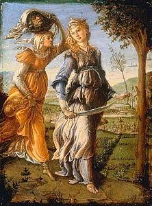 Sandro Botticelli Giorgio Vasari, The Birth Of Venus, Christian Artwork, Johannes Vermeer, Religious Paintings, Italian Painters, Sandro, Painting Frames, Recherche Google