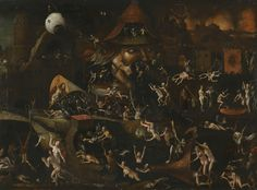 bosch, jheronimus h ||| old master paintings ||| sotheby's l11030lot5yqrjen
