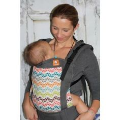 Tula Ergonomic Baby Carrier Polka Dance