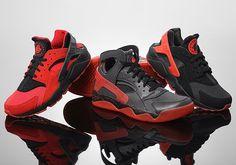 Nike huarache loveHATE pack