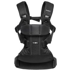 48bfcfe9148 Greg s carry option - Babybjorn One - about  143 Black Backpack