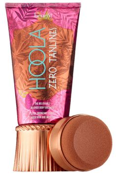 10 best body bronzers: Hoola Zero Tanlines allover body bronzer; for the best 12-hour tan with a matte finish.