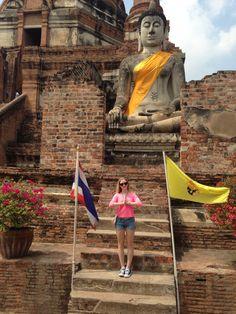 Ayutthaya, Thailand, Buddha