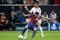 Barcellona-Milan Champions League: dalla Spagna, Xavi in forte dubbio, anche Fabregas non sta bene