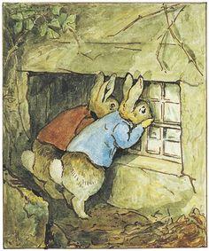 Волшебный мир Helen Beatrix Potter (885 фото)