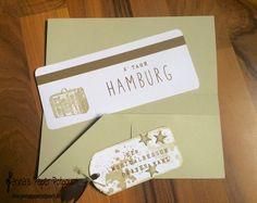 eine kleine einfache verpackung f r konzertkarten eintrittskarten selbstgemachtes. Black Bedroom Furniture Sets. Home Design Ideas