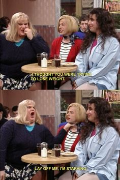 """Gee Cindy-could you save some for us?"" My most quoted SNL moment :)"