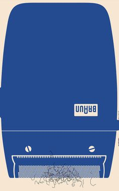 34 Posters Celebrate Braun Design In The 1960s