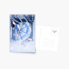 'Dawn' Greeting Card by konapple