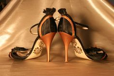 This is GEM SOLE of tango shoes.