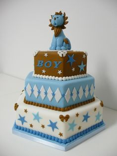 lion baby shower cakes | lion baby shower cake
