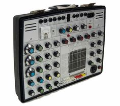 MATRIXSYNTH: EMS SYNTHI A MODULAR SYNTH ✰ CV/GATE EXPANDED