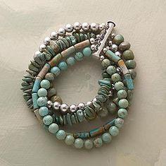 jewelry inspiration - Sundance catalog