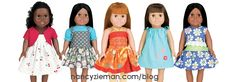 Nancy Zieman How To Sew 30 Minute Doll Clothes