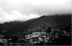 dawn in a small town - Pinned by Mak Khalaf Happy Sunday to all I thank everyone for the visits. favorites votes and comments.  The church is Our Lady of the Rosary in the city of Ouro Preto in the state of Minas Gerais Brazil. Black and White Fred MatosOuro PretoUNESCOarchitectureblack and whitebrasilbrazilchurchcitycityscapecloudsminas geraistravel by fredmatos