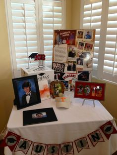 Graduation Table
