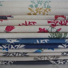 FIELD TRIP COLLECTION Quilt Bedding, Linen Bedding, Cotton Blankets, Scatter Cushions, Scented Candles, Wedding Gifts, Fabrics, Quilts, Collection