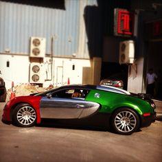 UAE Bugatti