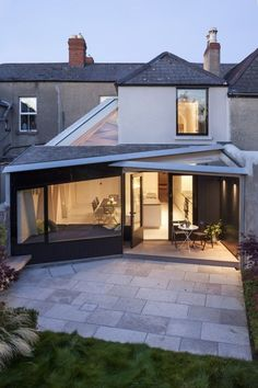 Perfect Architecture, Architecture New Residence Ingenious Addition To Small  Victorian House In Dublin The Scale Of Ply Project Architecture Scale Of  Ply Victorian ...