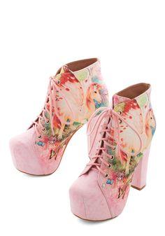 89d4a095f2c8 Jeffrey Campbell Statement Dream Supreme Bootie Crazy Shoes