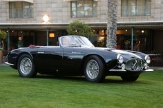 Maserati Spyder by Frua Classic Sports Cars, Classic Cars, My Dream Car, Dream Cars, Automobile, Convertible, Cars Uk, Cabriolet, Amazing Cars