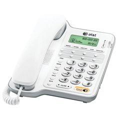 2017 New Arrival ATT ATCL2909 Corded Speakerphone Hot Sale