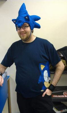 Sonic the Hedgehog is 29 today! To celebrate, here's a shot of me at work for the Sonic Generations release in 2011 at Blockbuster   #sonicthehedgehog #blockbuster #birthday #sonicgenerations The Sonic, Sonic The Hedgehog, Game Booth, Sonic Generations, Birthday, Birthdays, Dirt Bike Birthday, Birth Day