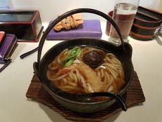Nabeyaki Udon from Sushi Tei