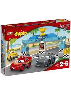 BuyLEGO DUPLO Disney Pixar Cars 3 10857 Piston Cup Race Online at johnlewis.com