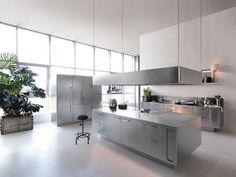 73 mejores imágenes de Cocina de diseño italiano   Italian kitchens ...