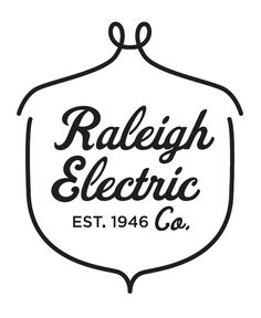 Raleigh Electric Company Logo