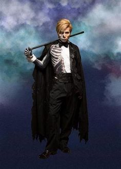 Acid Black Cherry. Halloween Junky Orchestra.