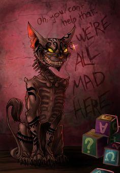 alice madness returns art | alice madness returns purrfect by fiszike fan art digital art drawings ...