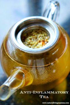 How to Make an Anti-Inflammatory Tea
