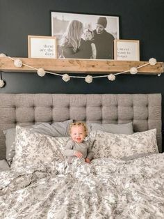 Master Bedroom Update {CHEAP + EASY} - Timber + Gray Design Co. Source by caileyschlenker decor ideas rustic bedroom Master Room, Farmhouse Master Bedroom, Master Bedroom Makeover, Home Bedroom, Bedroom Rustic, Bedroom Black, Bedroom Modern, Wall Decor Master Bedroom, Contemporary Bedroom