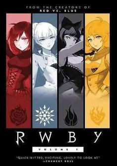 This hard hitting release from the sci-fi anime series RWBY offers the first collection of episodes from the show, following the story of four young women training in the ancient art of slaying monste