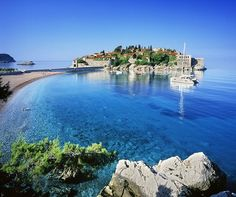 Far better than Bora Bora. Why so people even like that place? Montenegro for the win! And it's far cheaper than there. This is where I'm taking her!