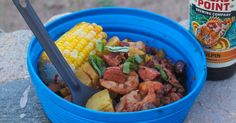 A shrimp boil foil packet is an old Cajun recipe people have been enjoying for years. Now that easy recipe can be enjoyed by you while camping.