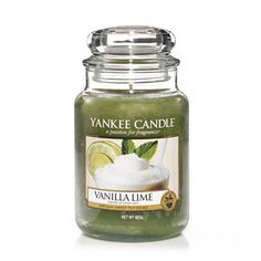 Vanilla Lime - Candles - Yankee Candle