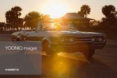Yooniq images - Vintage Cadillac Convertible