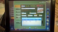 Pantalla de Configuración durante la puesta en marcha del software SIOGES PRO en la Cafetería Trastevere